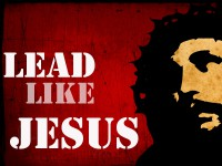 Jesus Lead by Anticipating Needs
